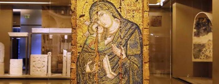 Byzantine & Christian Museum is one of ♏️UTLU'nun Beğendiği Mekanlar.