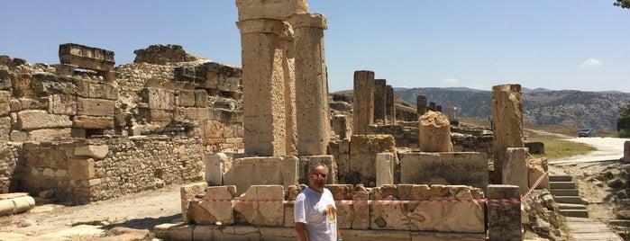 Tripolis Antik Kenti is one of ♏️UTLU'nun Beğendiği Mekanlar.