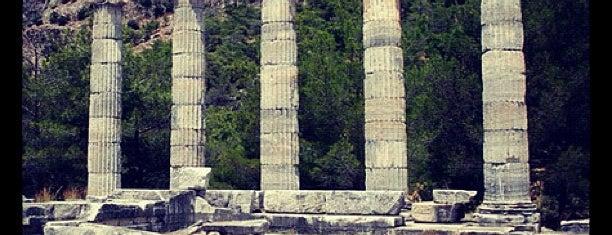 Priene Antik Kenti is one of Locais curtidos por ♏️UTLU.
