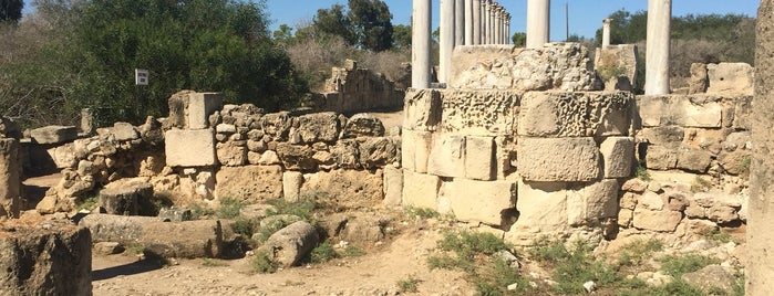 Salamis Ruins is one of ♏️UTLUさんのお気に入りスポット.