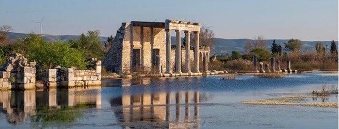 Milet (Miletos) is one of Locais curtidos por ♏️UTLU.