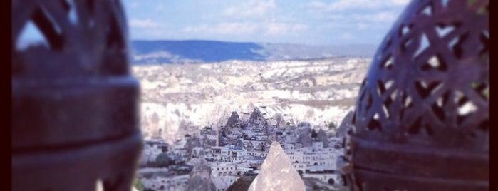 Kapadokya is one of ♏️UTLU'nun Beğendiği Mekanlar.
