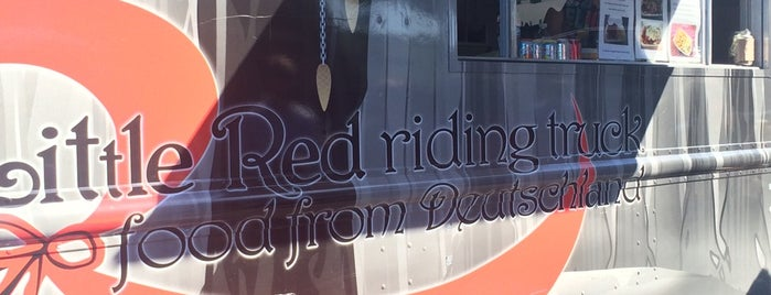 Little Red Riding Truck is one of Tempat yang Disukai 板津.