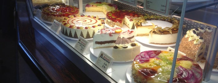 Konditorei & Café Buchwald is one of Berlin Best: Desserts & bakeries.