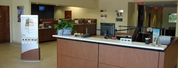 Navy Federal Credit Union is one of Places I have gone.