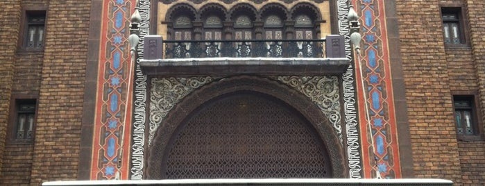 Medinah Temple is one of Chitown.