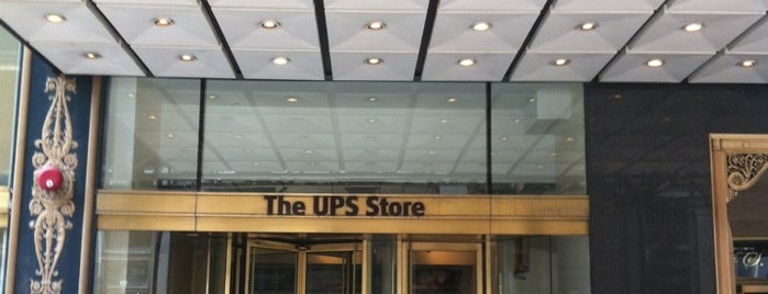 The UPS Store is one of Bowskis take Chicago.