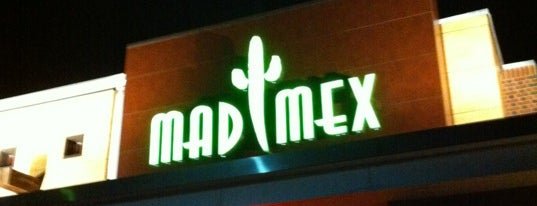 Mad Mex is one of Mad Mex Willow Grove.