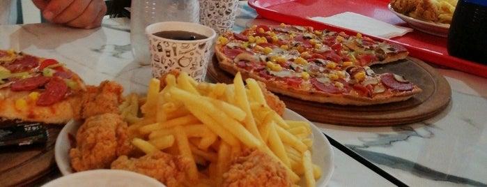 Pizza Wings is one of Kusadasi.