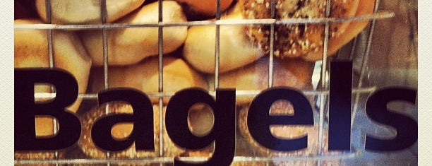 Bethesda Bagels is one of DC favorites.