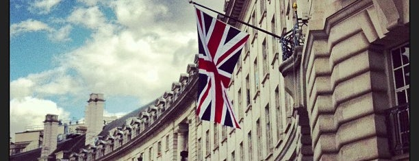 Regent Street is one of London - All you need to see!.