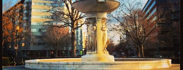 Dupont Circle is one of Trips / Washington, DC.