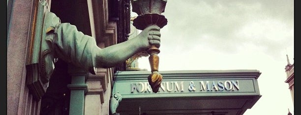 Fortnum & Mason is one of Pleasure Spots in the UK.