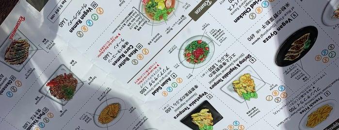 Gluten Free T's Kitchen is one of GF jap.