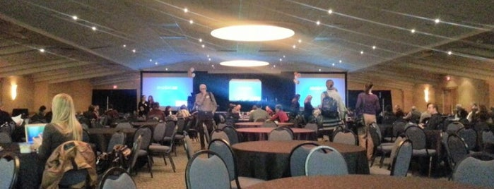 Bingemans Conference Centre is one of Kitchener Waterloo Oktoberfest Festhallen.
