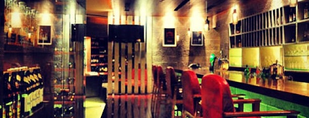 Bacchus Bar is one of Foodism in Jakarta.