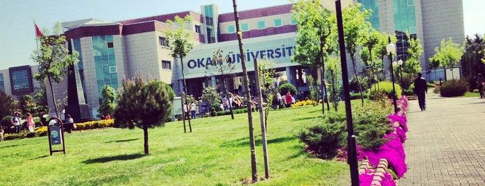 Okan Üniversitesi is one of İstanbul'da En Çok Check-in Yapılan Mekanlar.