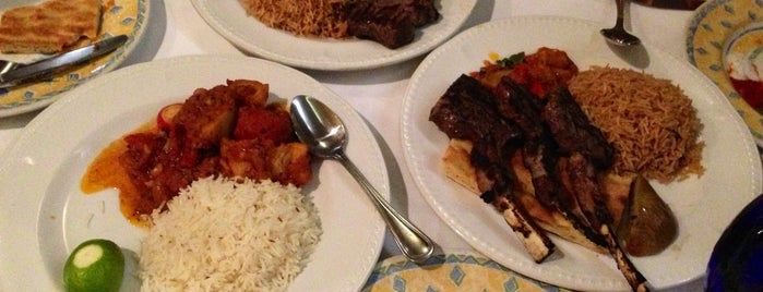Helmand Restaurant is one of Lugares favoritos de Enrico.