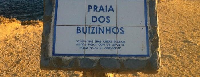 Praia dos Buizinhos is one of Guía de Portugal.