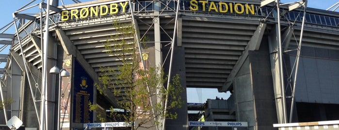 Brøndby Stadion is one of Football Arenas in Europe.