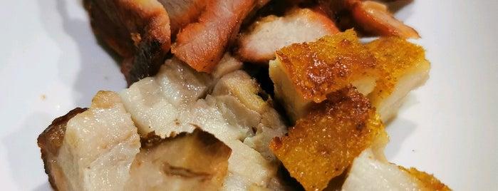 Mandarin Roast Duck is one of Bangkok.