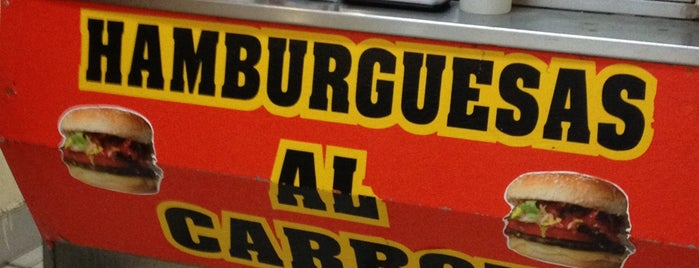 Hamburguesas Al Carbón Torreón is one of DF Bites.