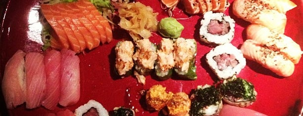 Sushi Deck is one of SP.