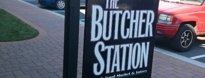 The Butcher Station is one of Rashu-2017.