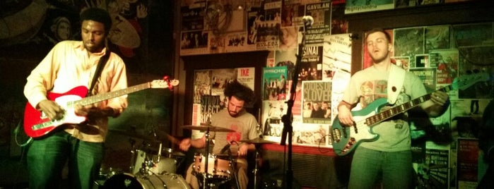 The Grape Room is one of Favorite Places for Live Music.
