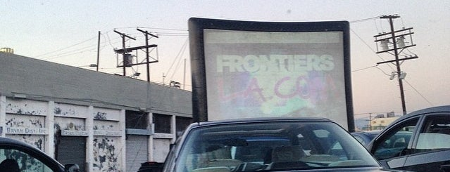 Electric Dusk Drive-In is one of LA Outings.