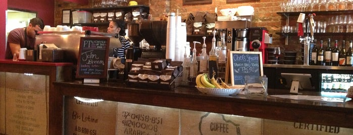 Pound The Hill is one of Best Coffee Cafes in DC.