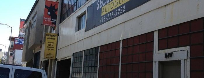 Secureway Auto Glass is one of Tempat yang Disimpan Jose Ricardo.