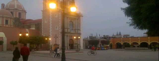 Hotel relox tequisquiapan is one of Armando 님이 좋아한 장소.