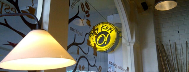 My Kopi-O! is one of COFFEE SHOP.