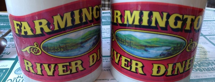 Farmington River Diner is one of Edさんの保存済みスポット.
