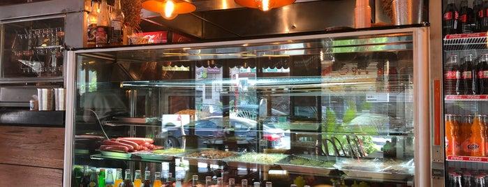 New Bamboo Sandwich | ساندویچ بامبو نو is one of Lieux qui ont plu à Nora.