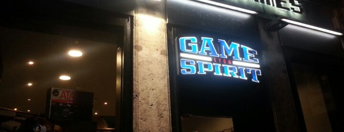 Gamespirit is one of Lyon 2019.