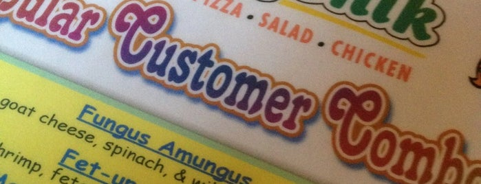 "PizzalChik is one of ""Diners, Drive-Ins & Dives"" (Part 1, AL - KS)."