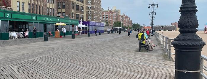 Riegelmann Boardwalk is one of NYC.