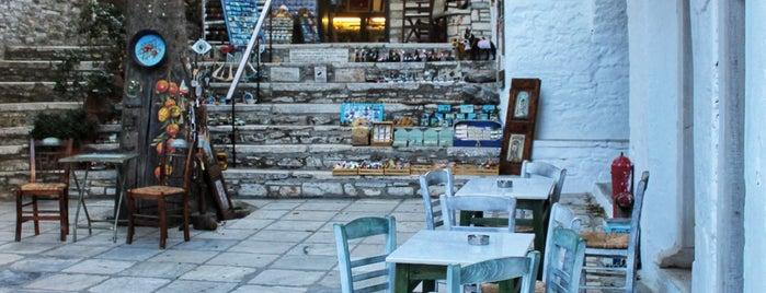 Apiranthos is one of Orte, die Vangelis gefallen.