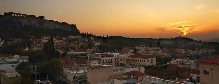 Ciel Acro Espresso Bar is one of Athens.