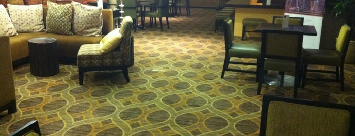 Sheraton Pleasanton Hotel is one of +work.