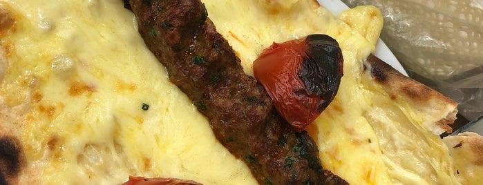 Özkervanlı Et Lokantası is one of A.'ın Beğendiği Mekanlar.
