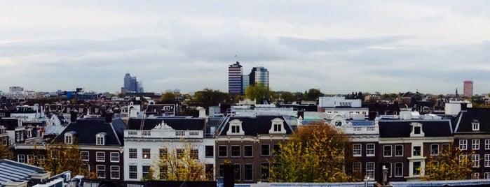 Hotel NH Amsterdam Schiller is one of IDFA - Festivallocaties & Tips.