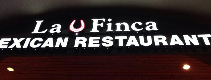 La Finca Mexican Restaurant is one of Orte, die Miguel gefallen.