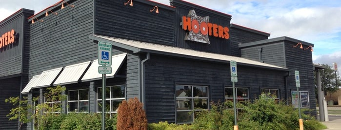 Hooters is one of Free Wi-Fi spots in Topeka.