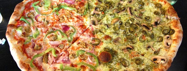 Apollonia's Pizzeria is one of Los Angeles' Pizza Revolution!.