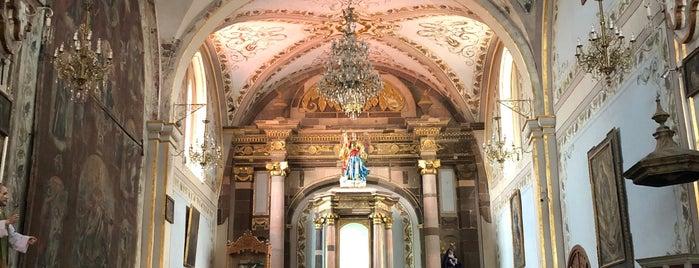 Iglesia de San Rafael is one of San Miguel.
