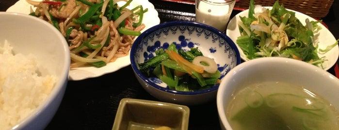 たいりくや is one of Lunch spot of Morioka.