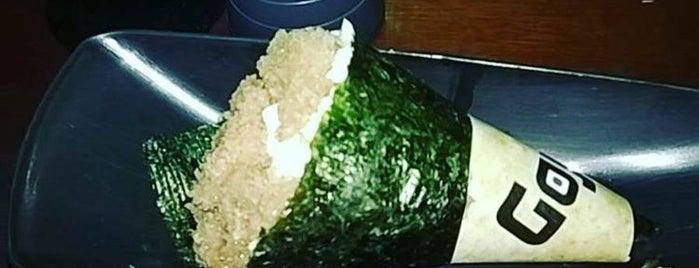 Gojim Sushi Bar is one of para ir com ni.